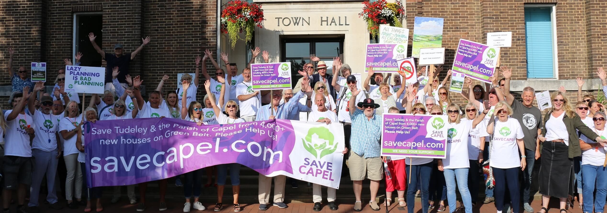 A third of Tunbridge Wells Councillors don't support the local plan
