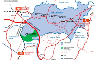Save Capel Votes To Support Castle Hill Proposals